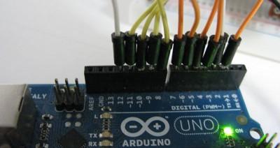 connessioni 128x64 Graphic LCD ad Arduino
