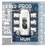 micro interrutttore relay shield