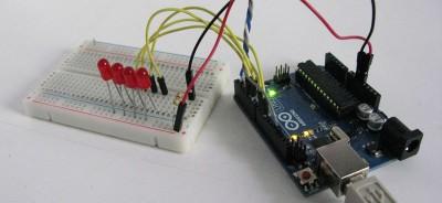 rotary encoder con Arduino