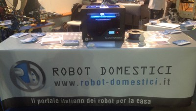 Stand Robot Domestici