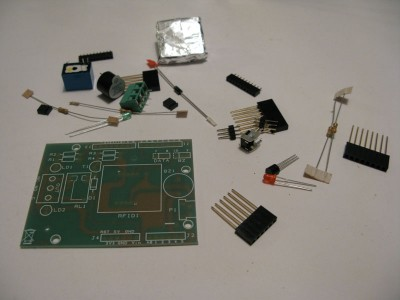 rfid shield kit