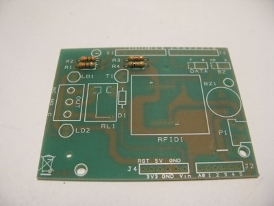 rfid shield resistenze