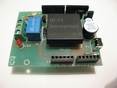 RFID shield