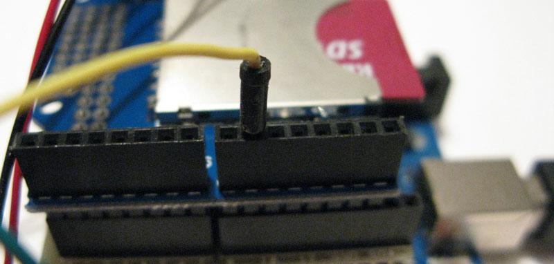 Pin Data Acquisition : Data logging con arduino mauro alfieri elettronica