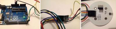 Rainbow Ring V3 connessioni