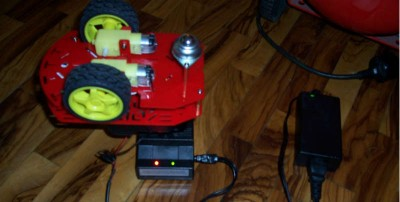 Robot Beginner Kit la batteria supplementare