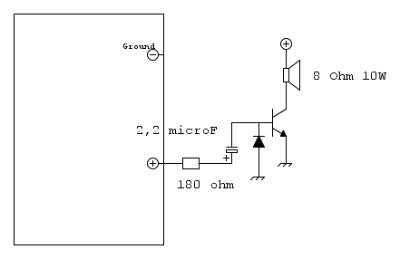 Robot Beginner Kit schema