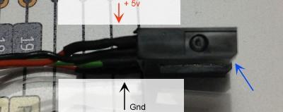 SHARP GP1A57HRJ00F emettitore