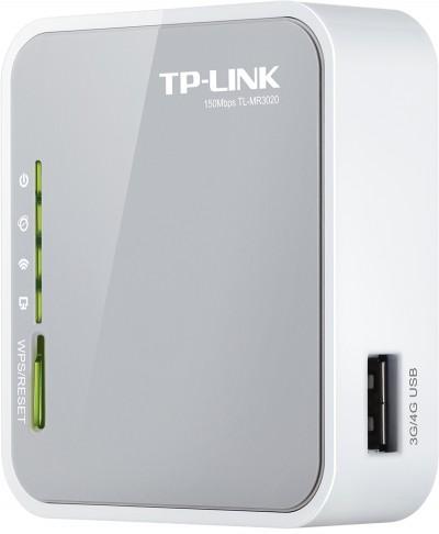 TL-MR3020 V1 3G/4G