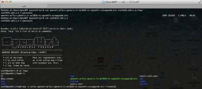 OpenWRT TP-Link MR3020 ssh