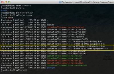 openwrt custom firmware image bin