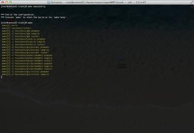 openwrt custom firmware