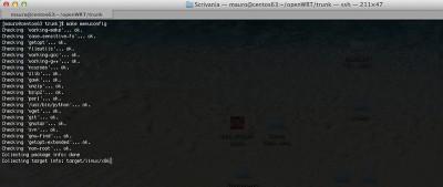 openwrt custom firmware menuconfig
