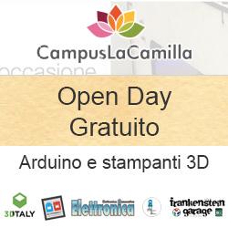 OpenDay 5 luglio 2013