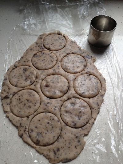 taglia i biscotti