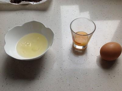 uova biscotti con farina di riso