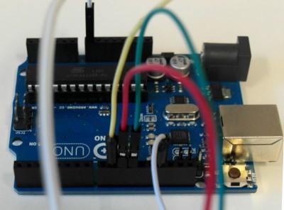 LED Tri-Color Driver arduino