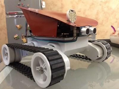 Rover arduino