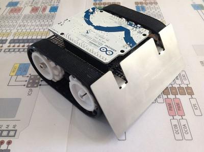 zumo reflectance sensor pin