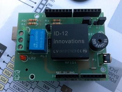 RFID shield ID-12