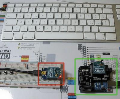 xbee arduino moduli