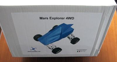 Mars Explorer 4WD