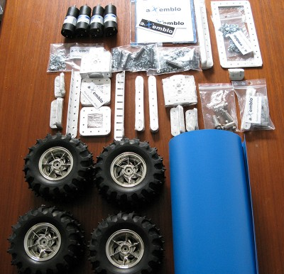 Mars Explorer 4WD step 09