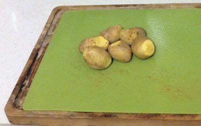 Vellutata di zucca patate