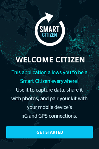 progetto SmartCitizen iPhone App