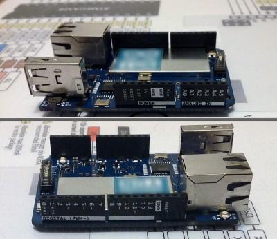 arduino yun pin