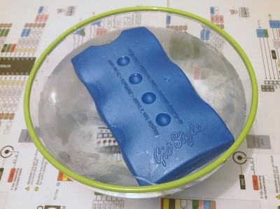 DS18S20 temperatura vasca ghiaccio