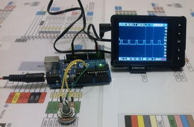 DSO Nano v3 PWM 25%