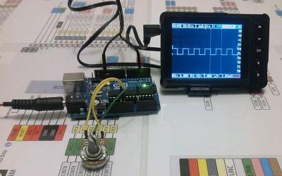 DSO Nano v3 PWM 50%