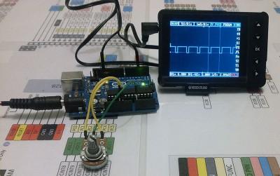 DSO Nano v3 PWM 75%