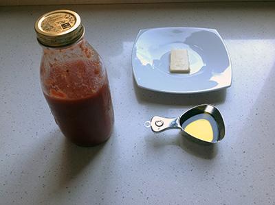 Sartù di riso ingredienti salsa