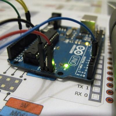 Serial controller motor driver arduino
