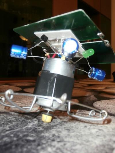 BEAM Robot Symet