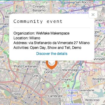 Arduino Day 2014 Milano WeMake