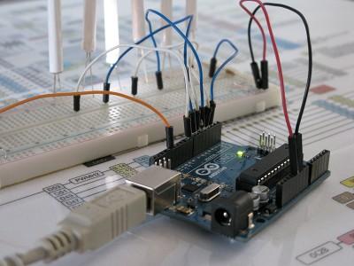 EEPROM led