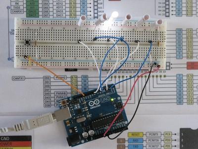 EEPROM led alto