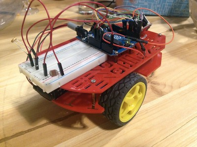 Robot Beginner Kit inseguitore
