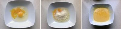 Sartù di riso preparare uova
