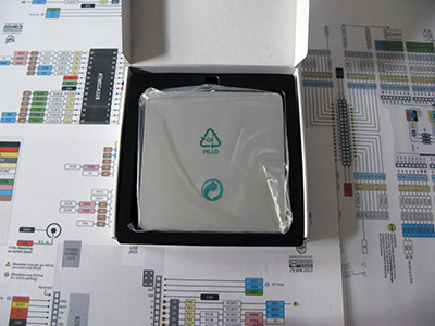 Sostituire Superdrive HDD case superdrive