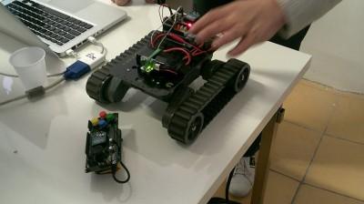 rover 5 xbee arduino day 2014