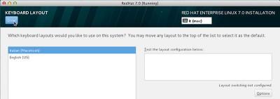 RedHat Enterprise Linux 7 accetta done