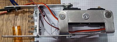 braccio robot montaggio servo definitivo