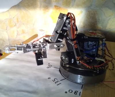 braccio robot sketch