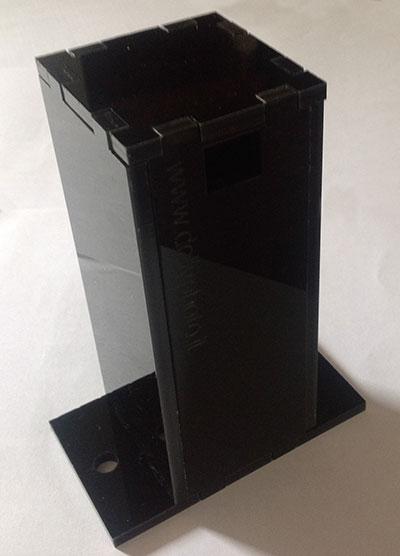box nema17 e192 fronte