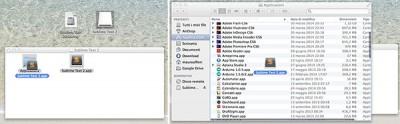 Sublime Text Arduino IDE 1.5.6r2 copy application folder