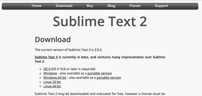 Sublime Text Arduino IDE 1.5.6r2 download